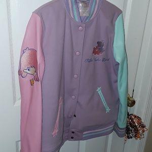 Little Twin Stars Varsity Jacket